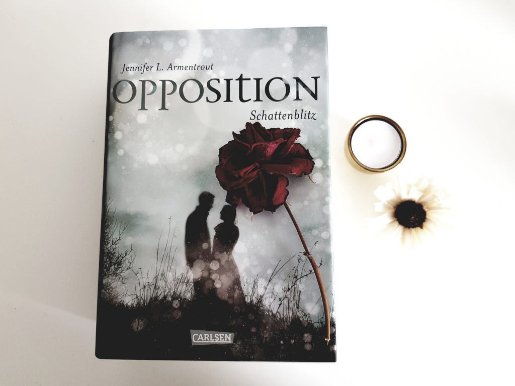 Jennifer L. Armentrout. Opposition.