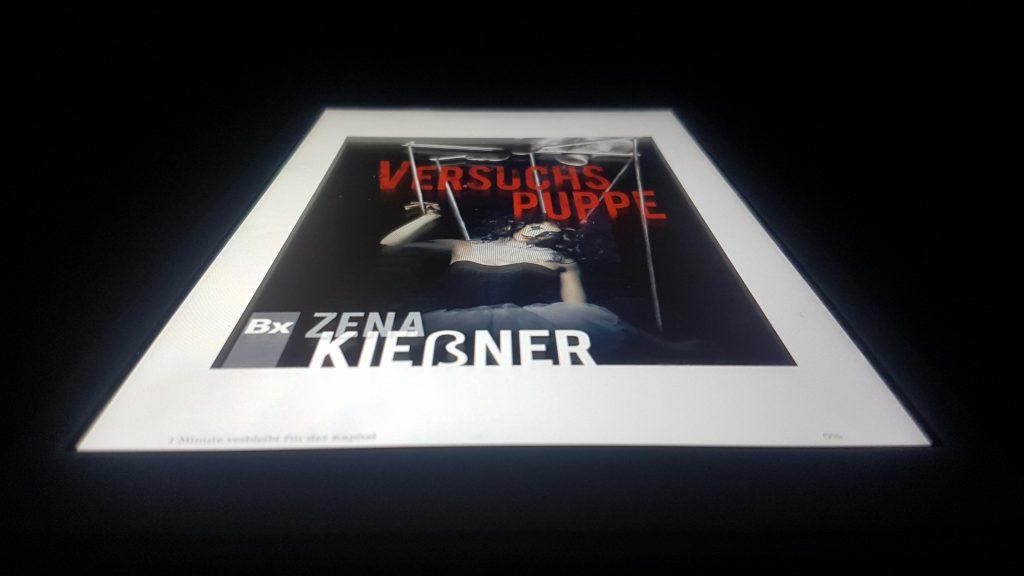 Zena Kießner. Versuchspuppe.