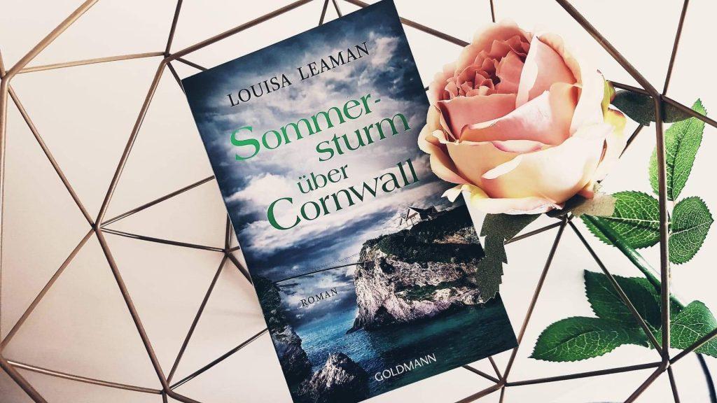 Louisa Leaman. Sommersturm über Cornwall.