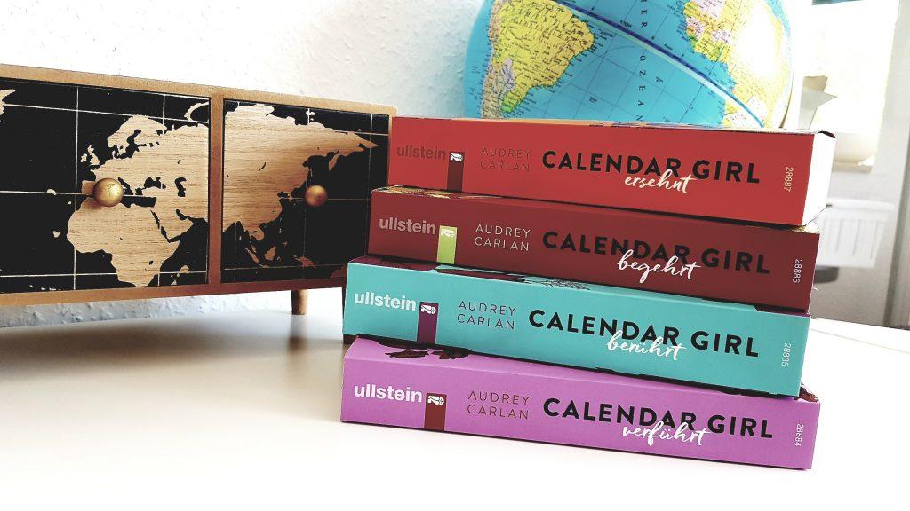 Audrey Carlan. Calendar Girl. Ersehnt.