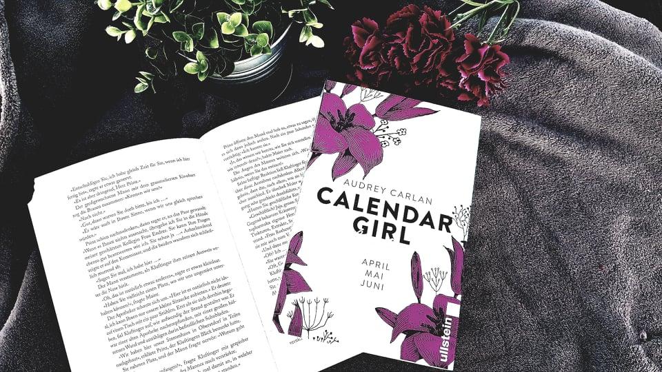 Audrey Carlan. Calendar Girl. Berührt.