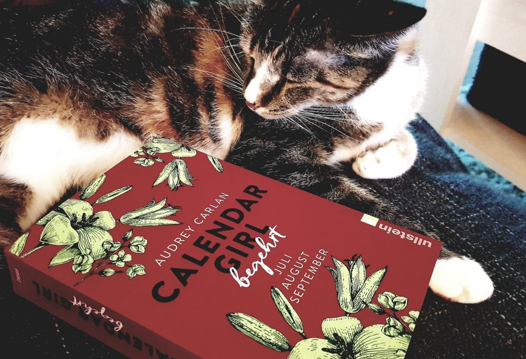 Audrey Carlan. Calender Girl. Begehrt.