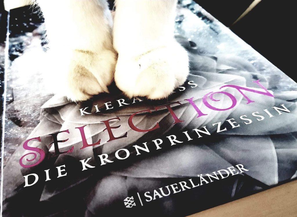 Kiera Cass. Selection. Die Kronprinzessin.