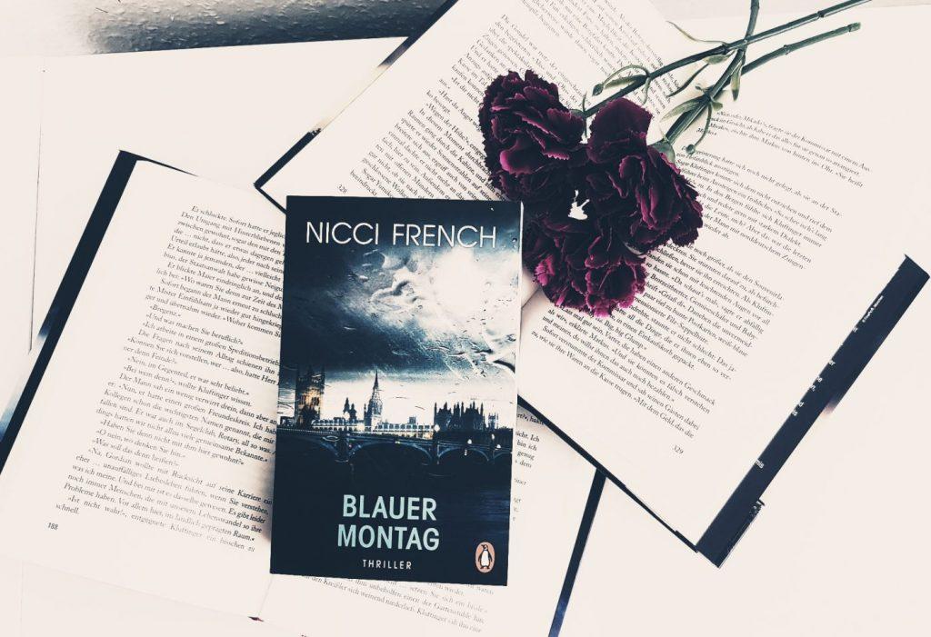 Nicci French. Blauer Montag.
