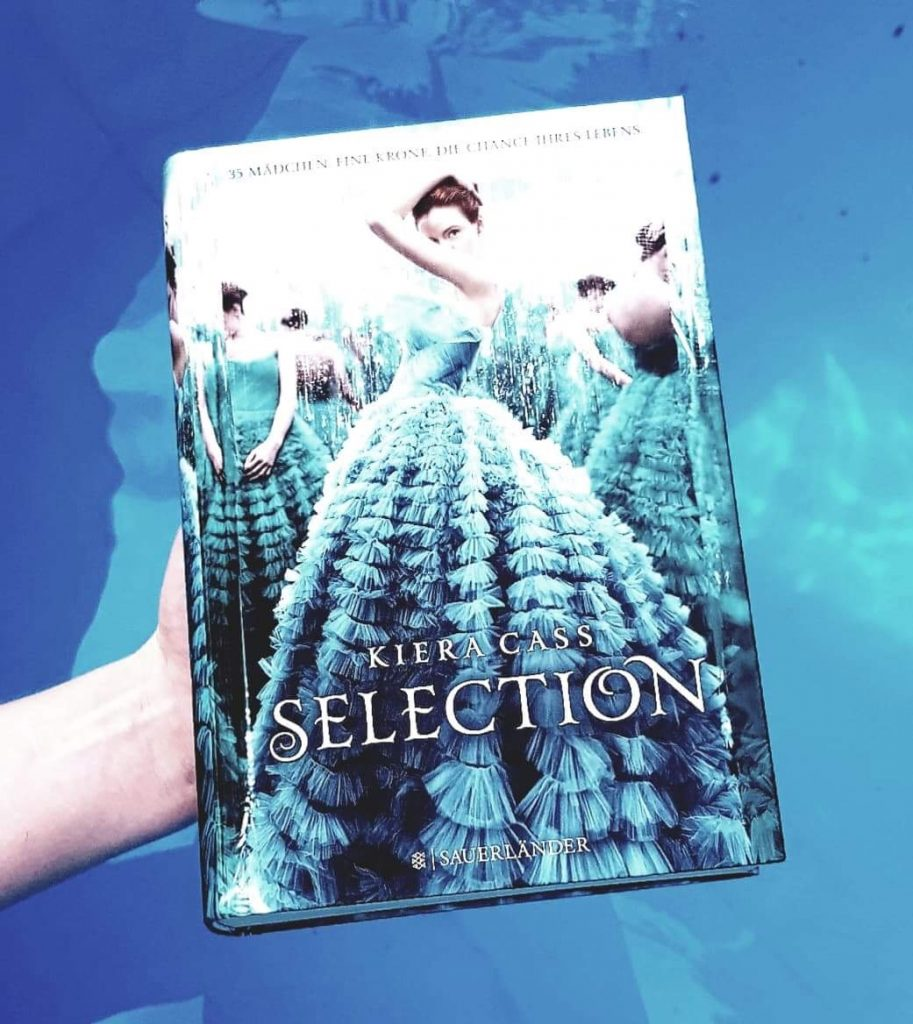 Kiera Cass. Selection.