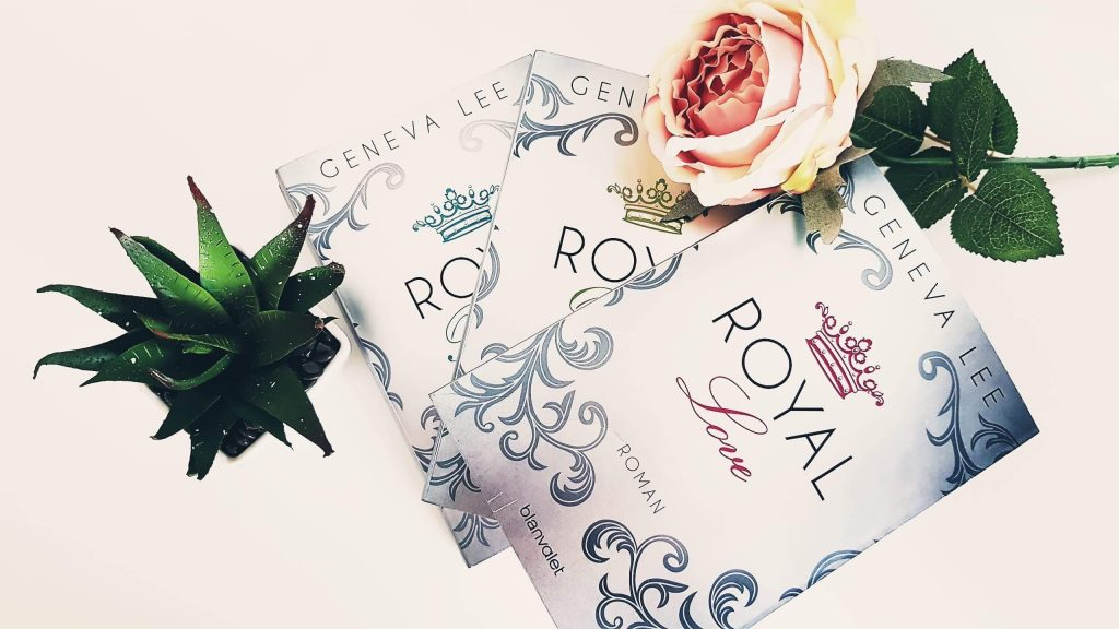 Geneva Lee. Royal Saga. Band 1-3