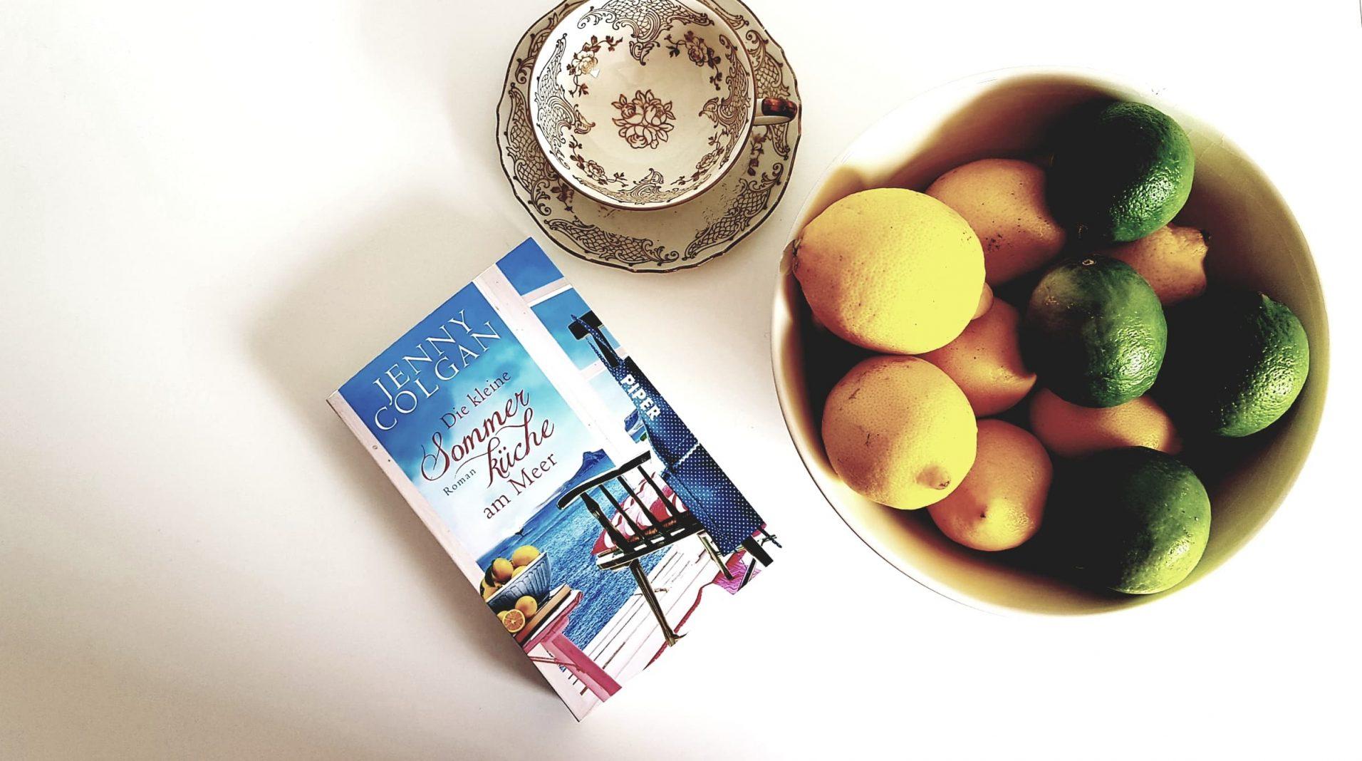 Die Kleine Sommerküche Am Meer : Klusi liest die kleine sommerküche am meer jenny colgan