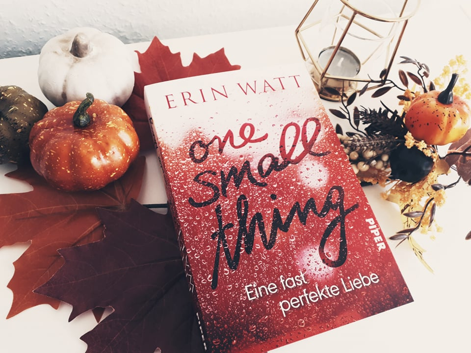 Erin Watt. One small thing.