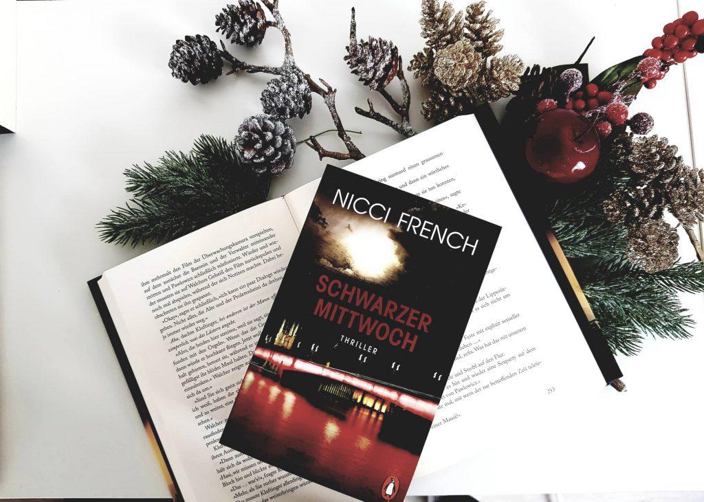 Nicci French. Schwarzer Mittwoch