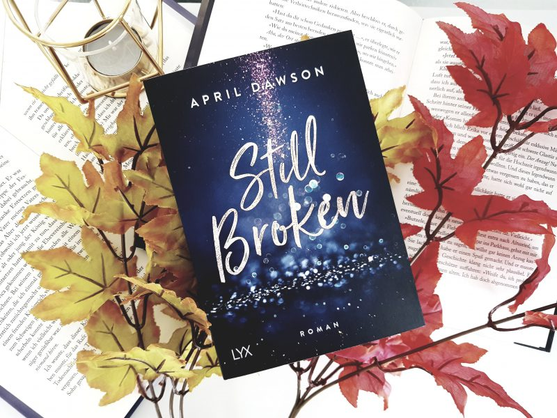 April Dawson. Still broken.