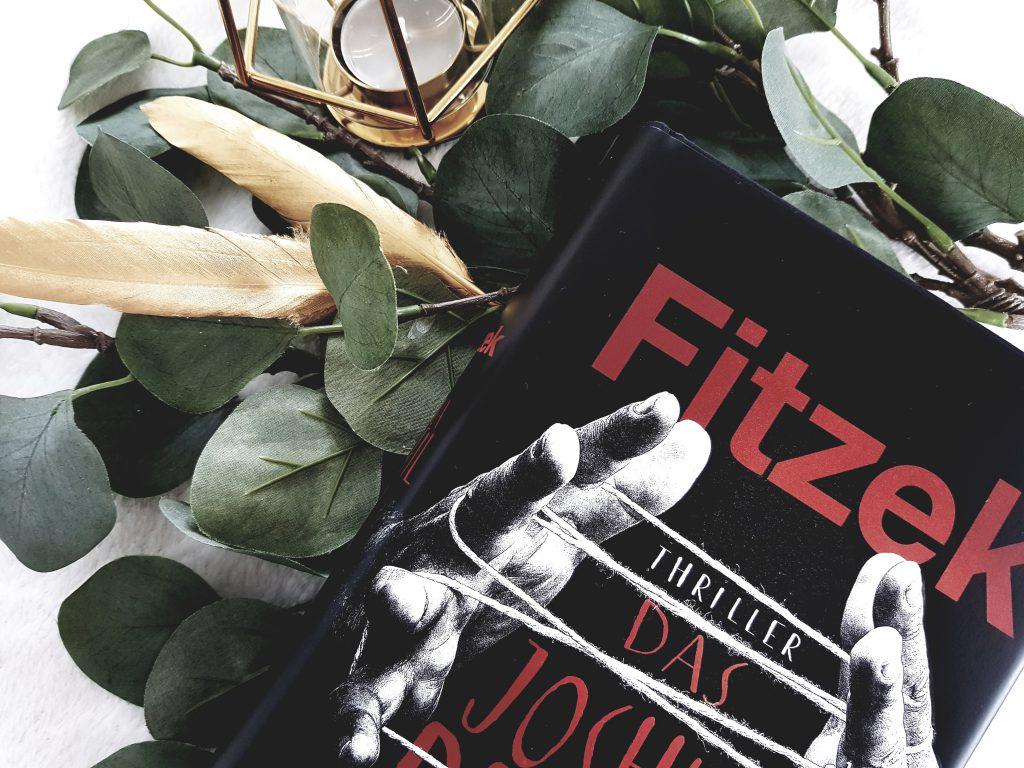 Sebastian Fitzek – Das Joshua Profil.