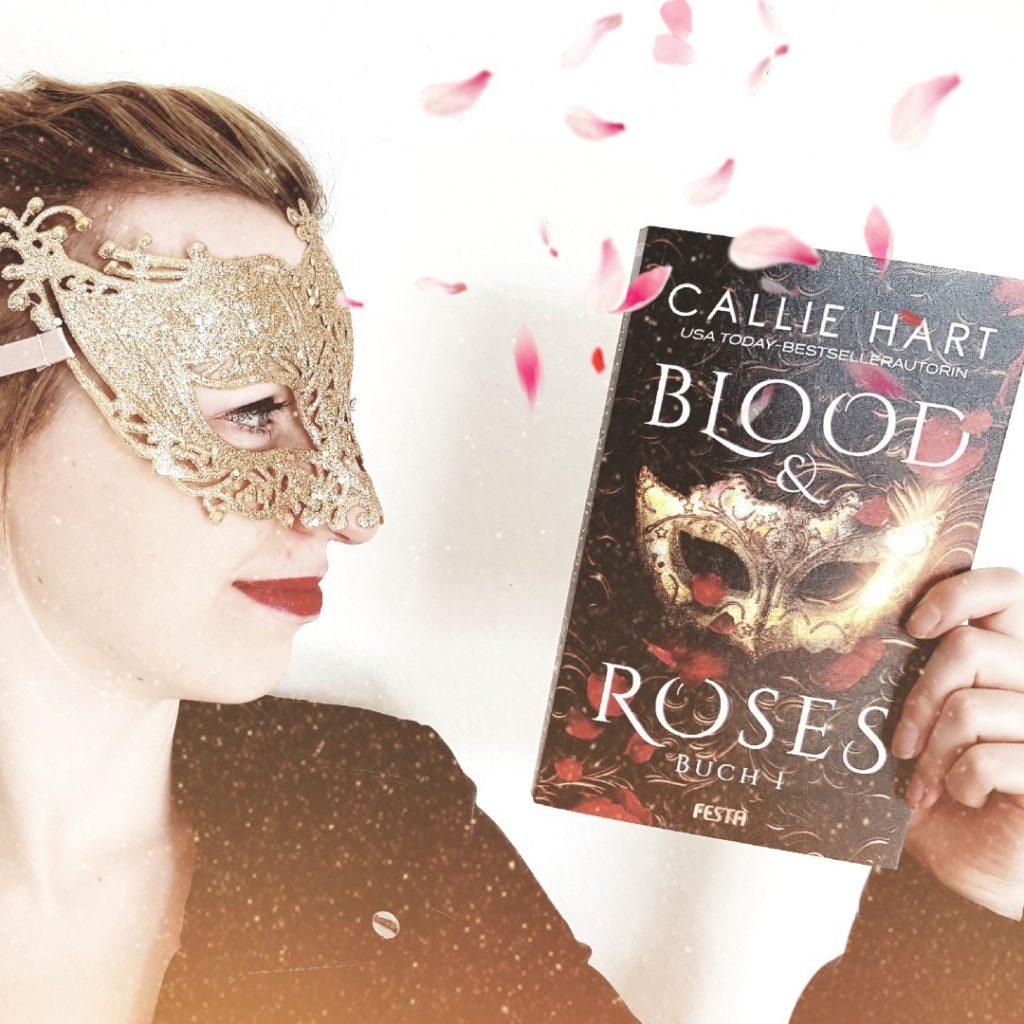 Callie Hart – Blood & Roses. (1)