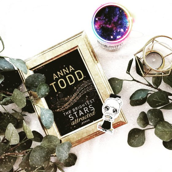 Anna Todd – The brightest stars attracted. (1)