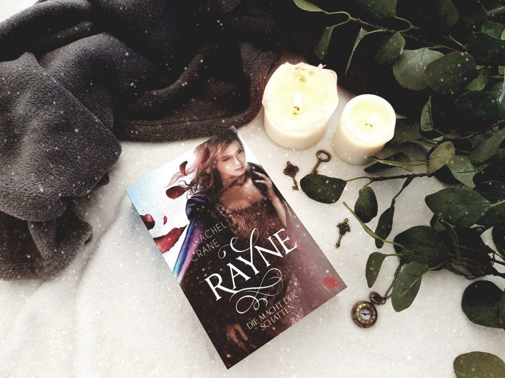 Rachel Crane – Rayne.