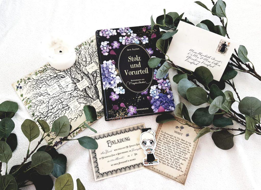 Jane Austen – Stolz und Vorurteil.