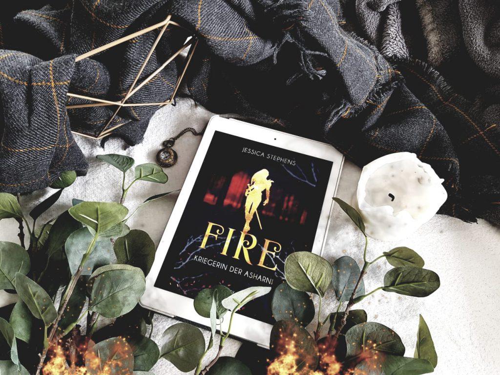 Jessica Stephens – Fire. (1)