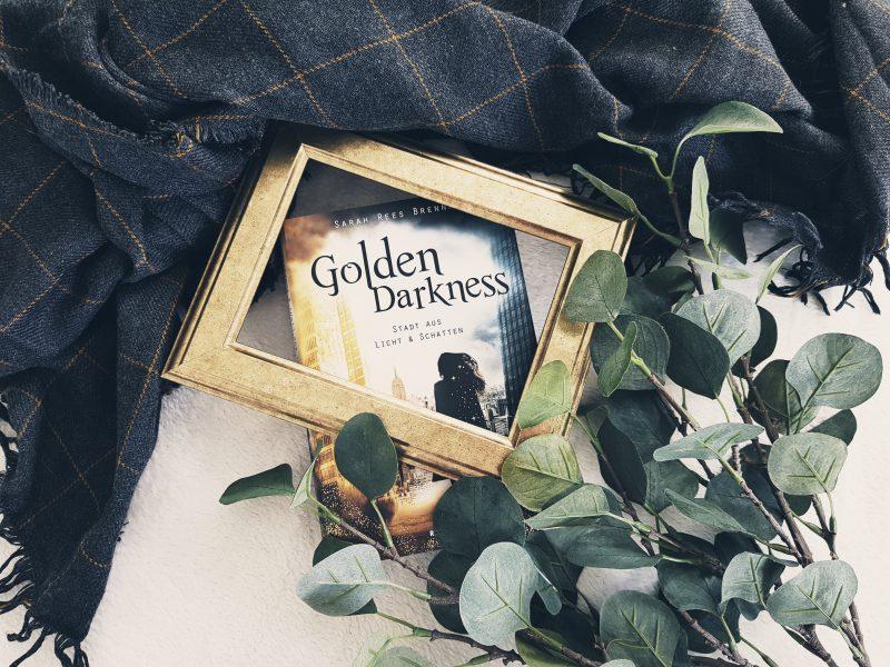 Sarah Rees Brennan – Golden Darkness.