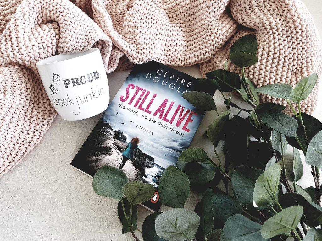 Claire Douglas – Still Alive.