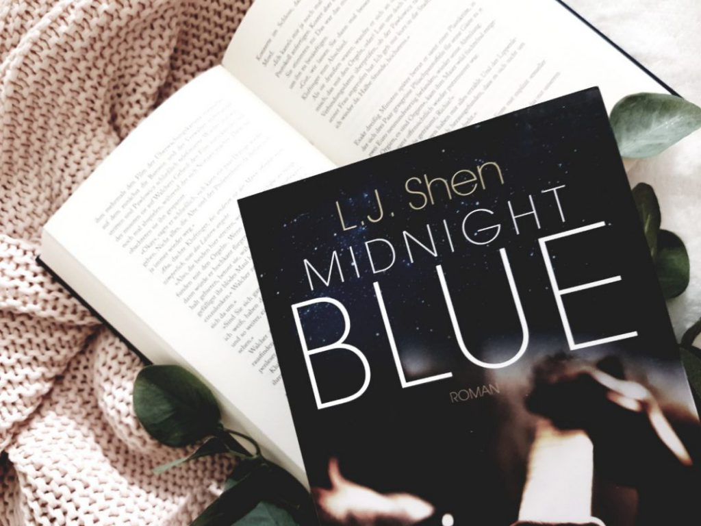 L.J. Sheen – Midnight Blue.
