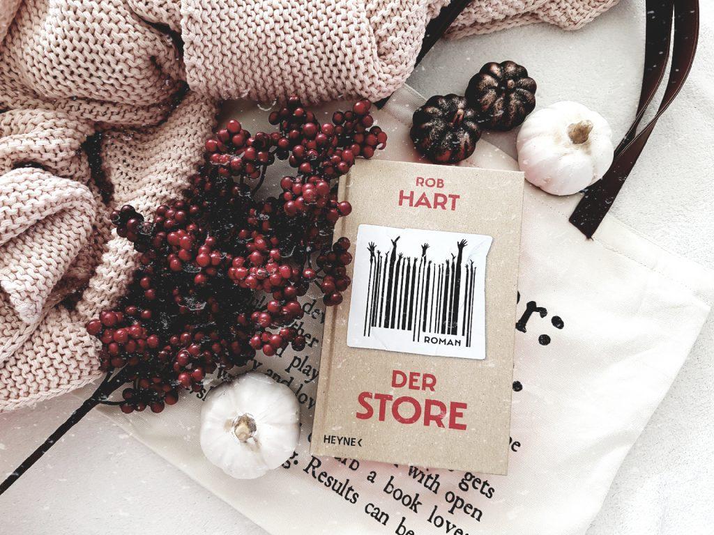 Rob Hart – Der Store.