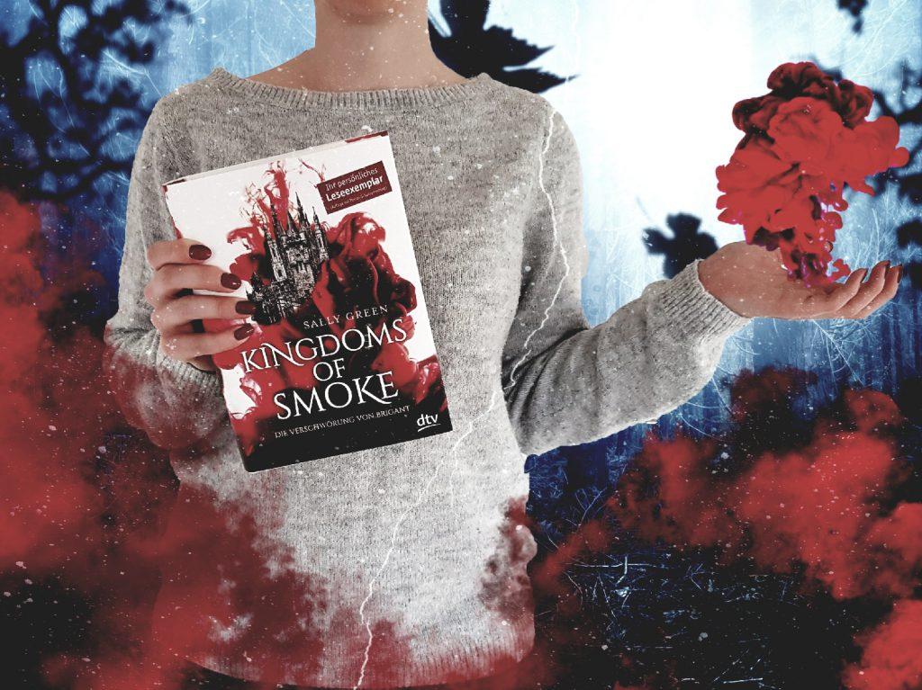 Sally Green. Kingdoms of Smoke. (1)