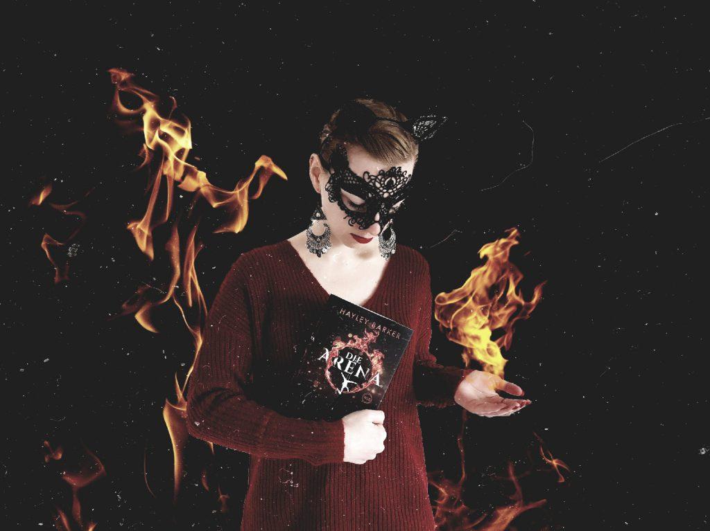 Hayley Barker – Die Arena. Grausame Spiele. (1)
