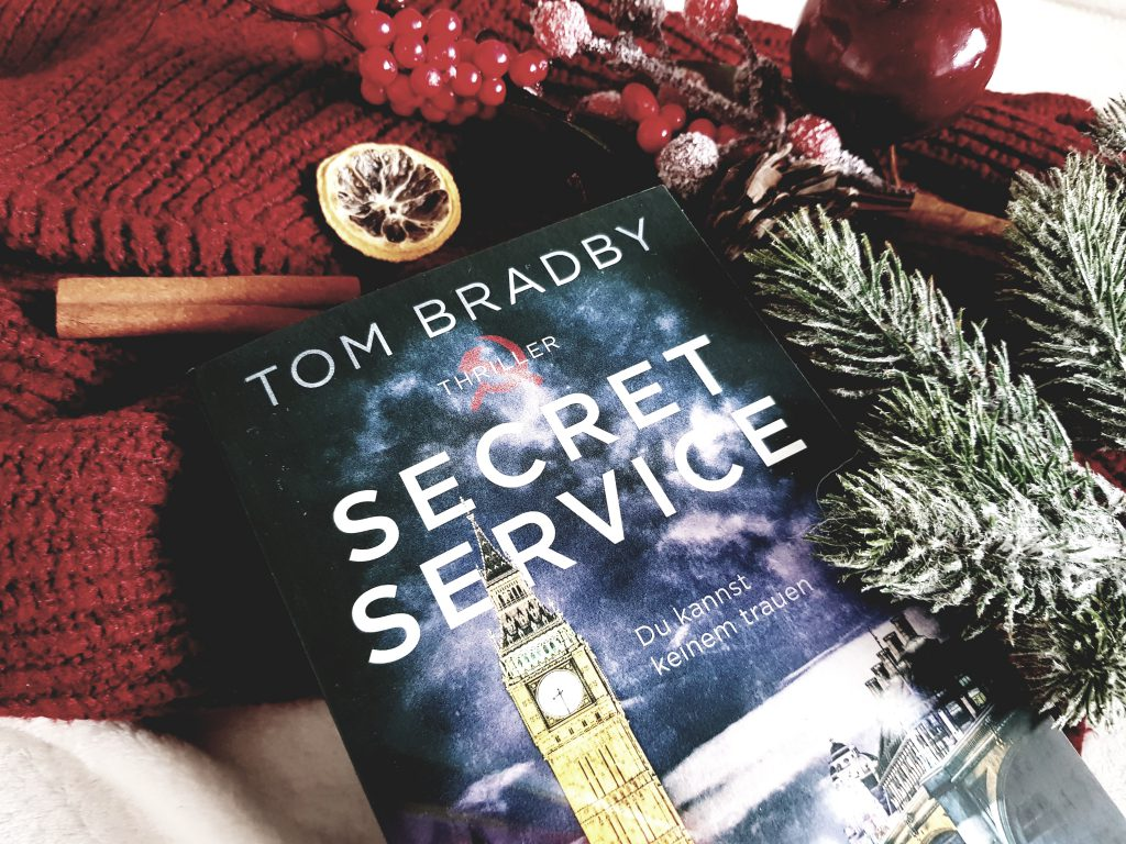 Tom Bradby – Secret Service.