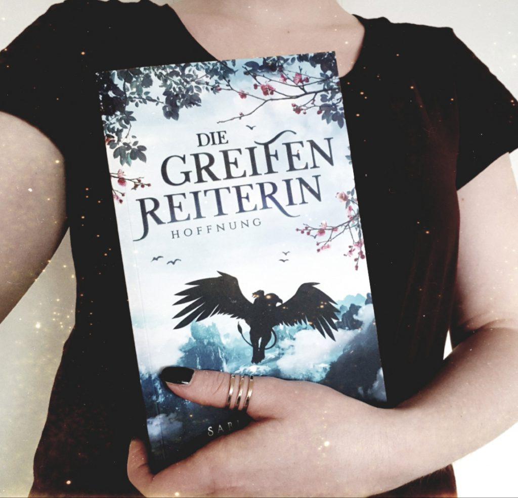 Sabine Schulter – Die Greifenreiterin. Hoffnung. (2)