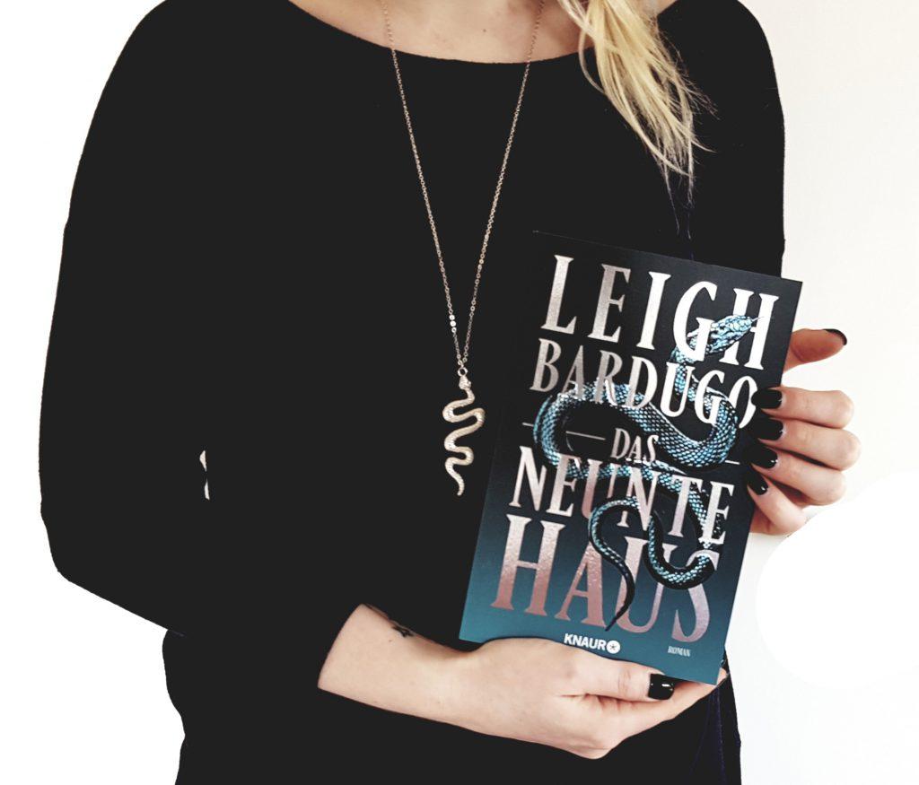 Leigh Bardugo – Das neunte Haus.