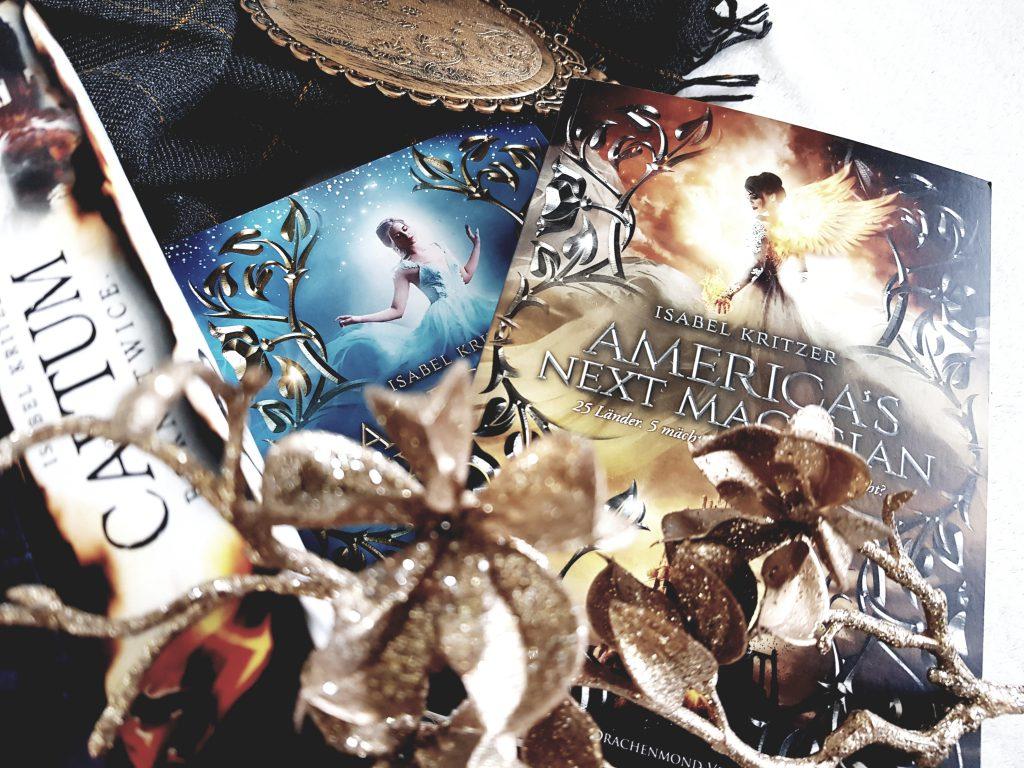 Isabel Kritzer – Americas Next Magician. (2)