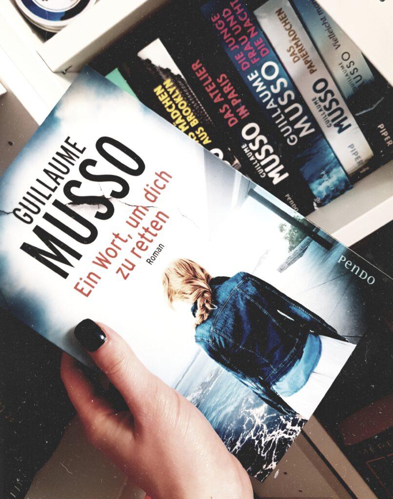 Guillaume Musso – Ein Wort, um dich zu retten