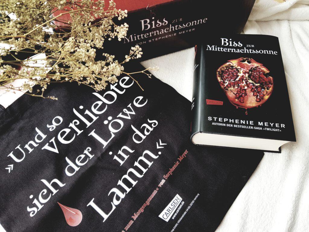 Stephanie Meyer – Biss zur Mitternachtssonne.
