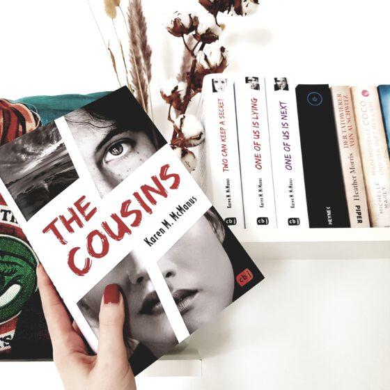 Karen M. McManus – The Cousins.