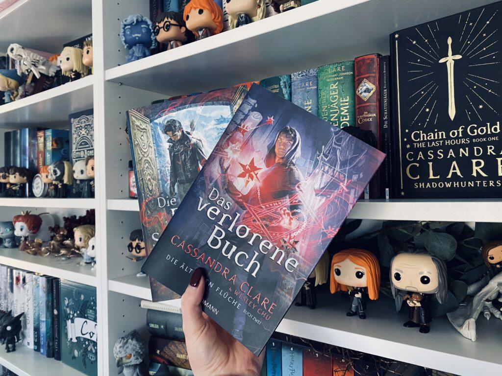 Cassandra Clare – Das verlorene Buch. (2)
