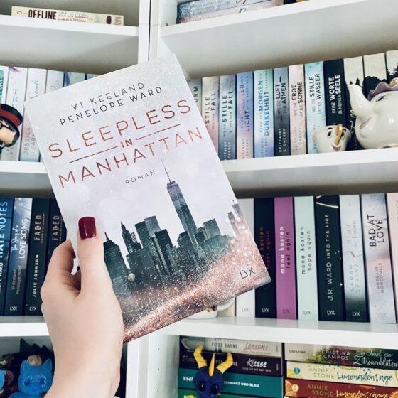 Vi Keeland – Sleepless in Manhattan.