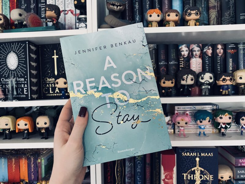 Jennifer Benkau – A reason to stay.